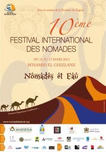 festival Nomade M'Hamid El Ghizlane